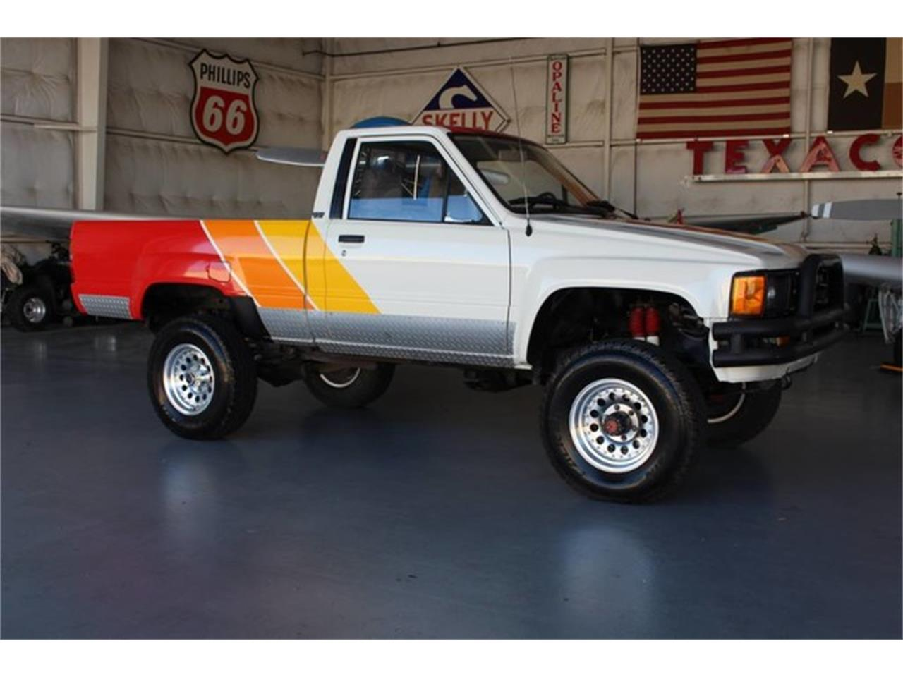 85 toyota pickup