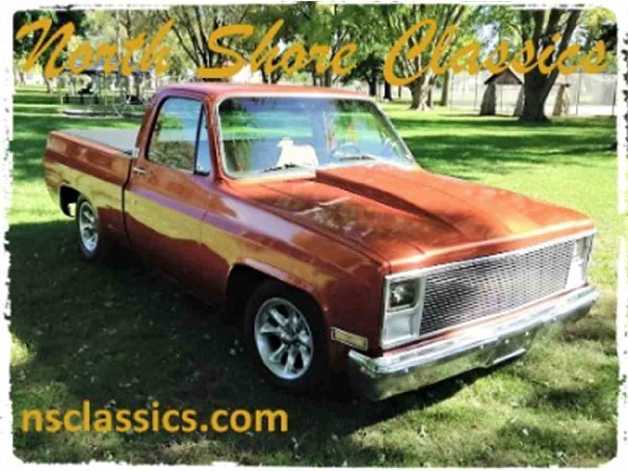 Large Picture of '83 C/K 10 - J98T
