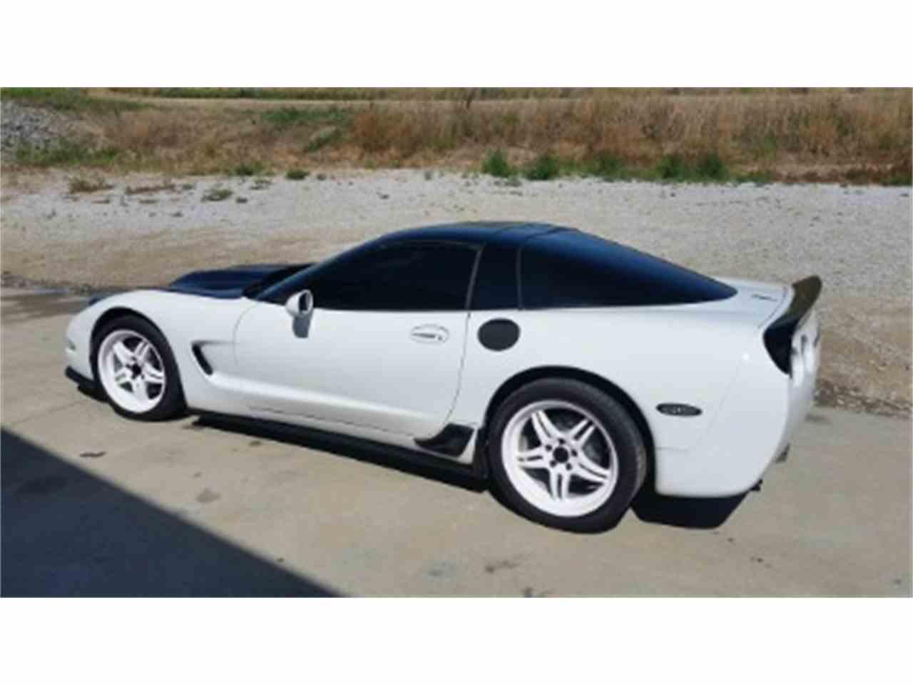Large Picture of '98 Corvette - J98U