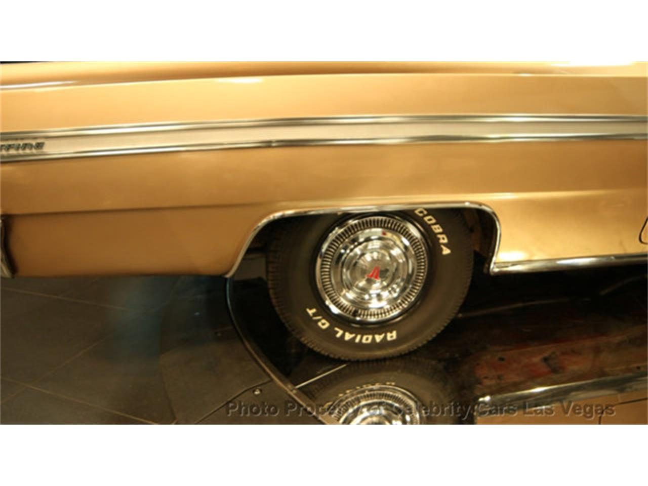 Large Picture of Classic '63 Oldsmobile Jet fire Turbocharged Offered by Celebrity Cars Las Vegas - J98V
