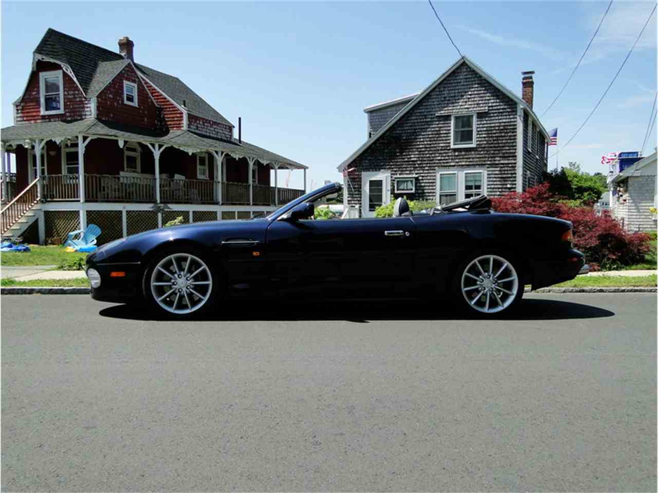 Large Picture of '02 DB7 Vantage Volante - J99A
