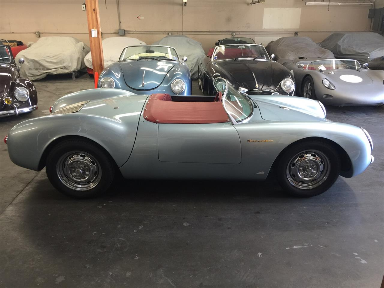 Large Picture of '55 Spyder - J99N