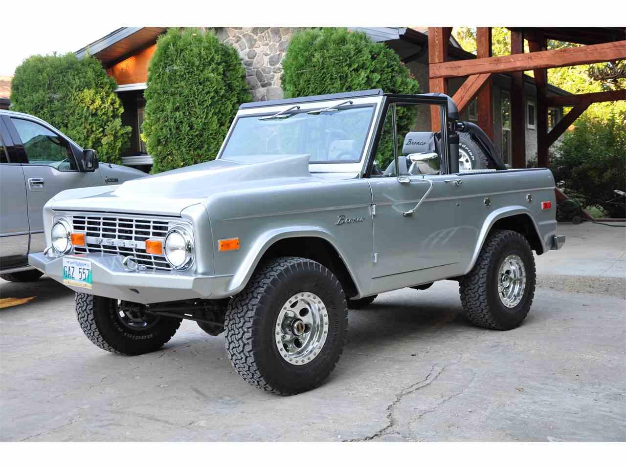 1973 Ford Bronco for Sale   ClassicCars.com   CC-898488