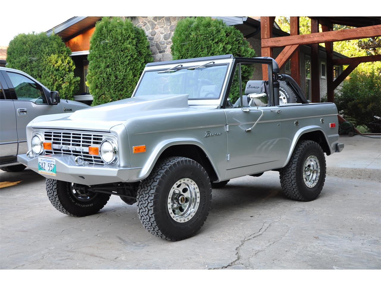 Large picture of 73 bronco j9a0