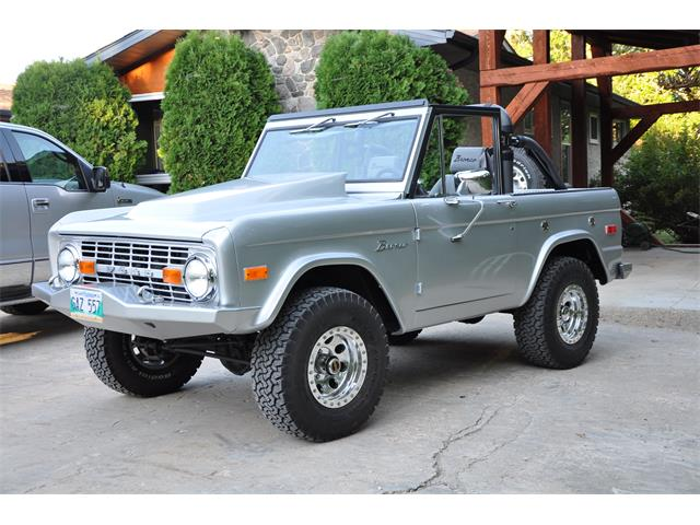 Picture of '73 Bronco - J9A0