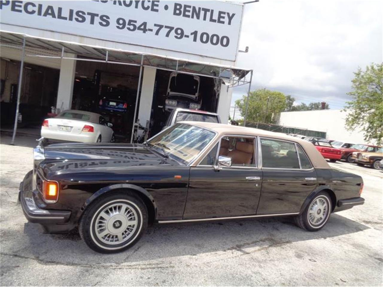 Large Picture Of 1991 Silver Spur Located In Florida