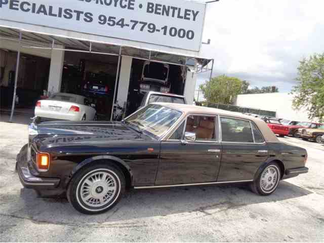 Picture of 1991 Rolls-Royce Silver Spur located in Florida - J9AK