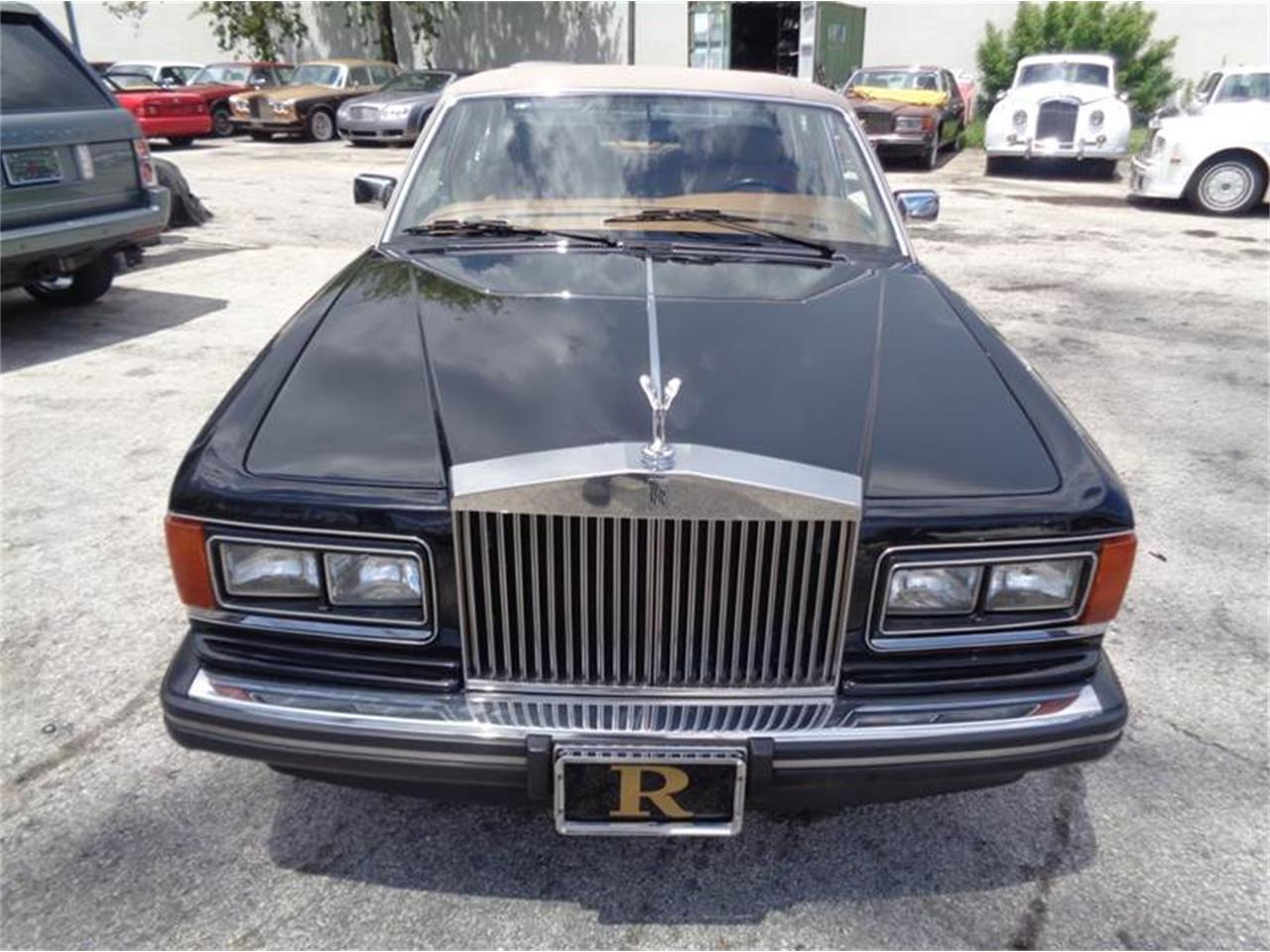 Large Picture of '91 Silver Spur - J9AK