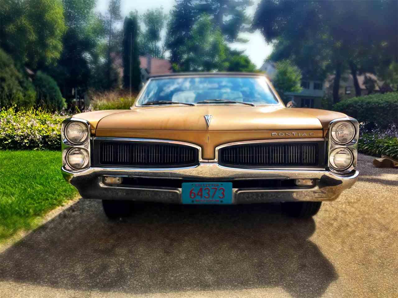Large Picture of Classic 1967 Pontiac LeMans - $12,000.00 - J9C1