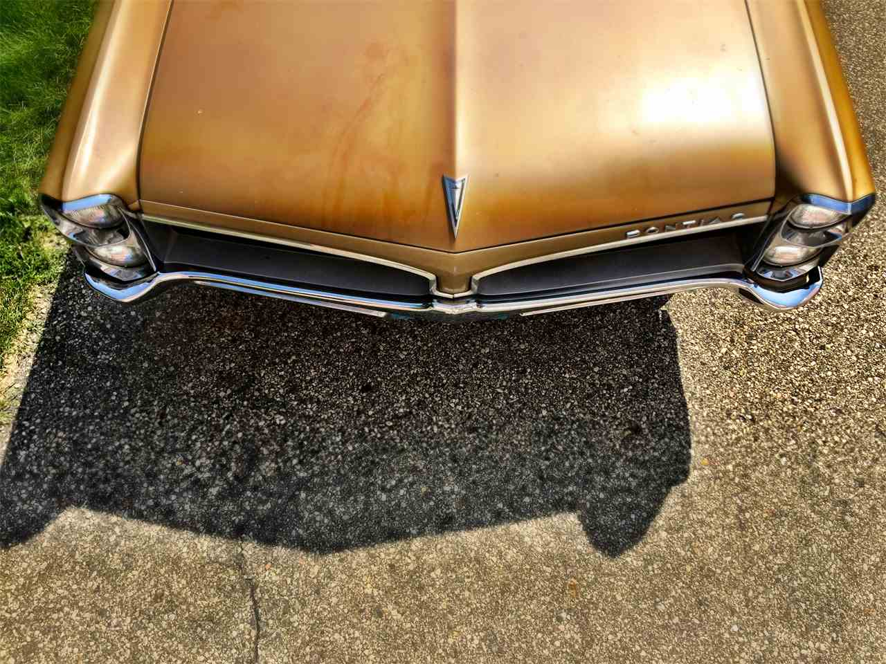 Large Picture of Classic 1967 Pontiac LeMans located in Wisconsin - $12,000.00 Offered by a Private Seller - J9C1