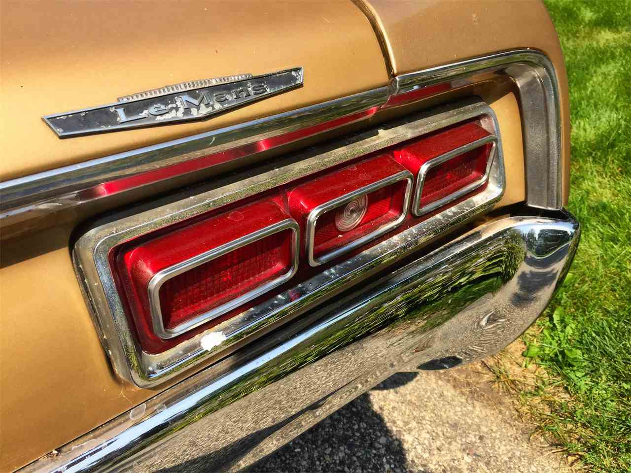Large Picture of Classic 1967 Pontiac LeMans - $12,000.00 Offered by a Private Seller - J9C1