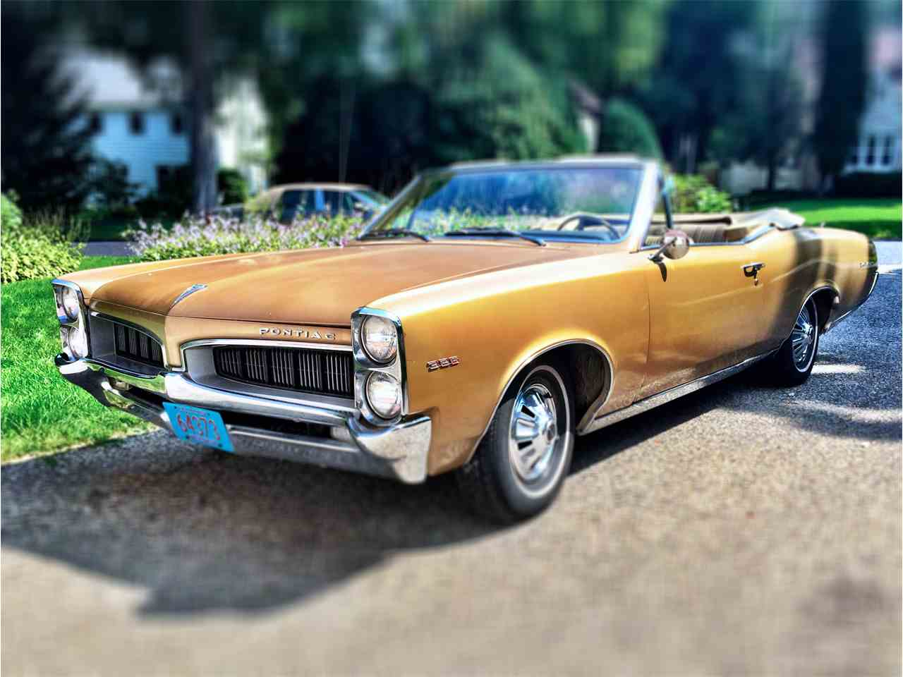 Large Picture of Classic '67 Pontiac LeMans Offered by a Private Seller - J9C1