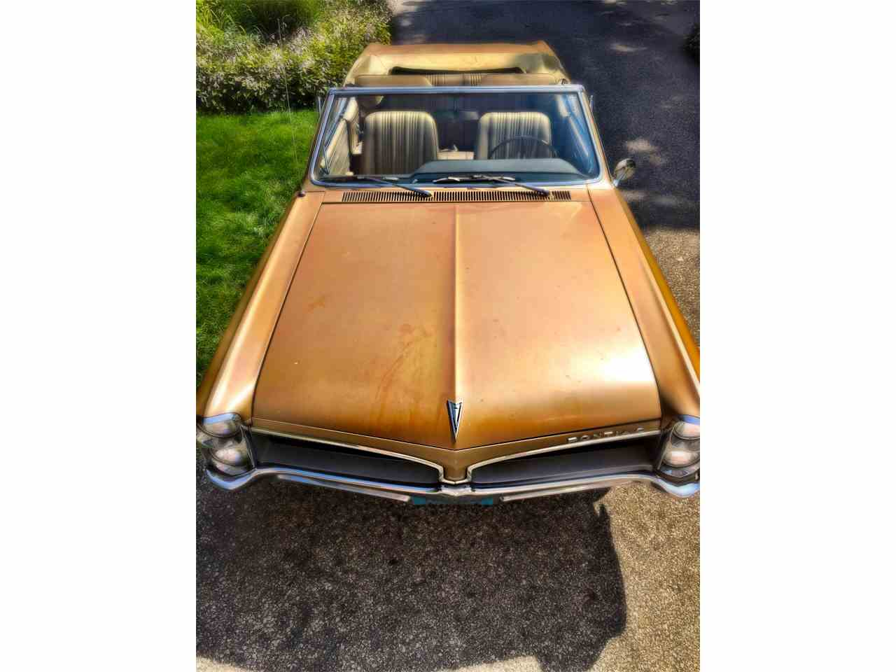 Large Picture of 1967 Pontiac LeMans located in Wisconsin - $12,000.00 - J9C1