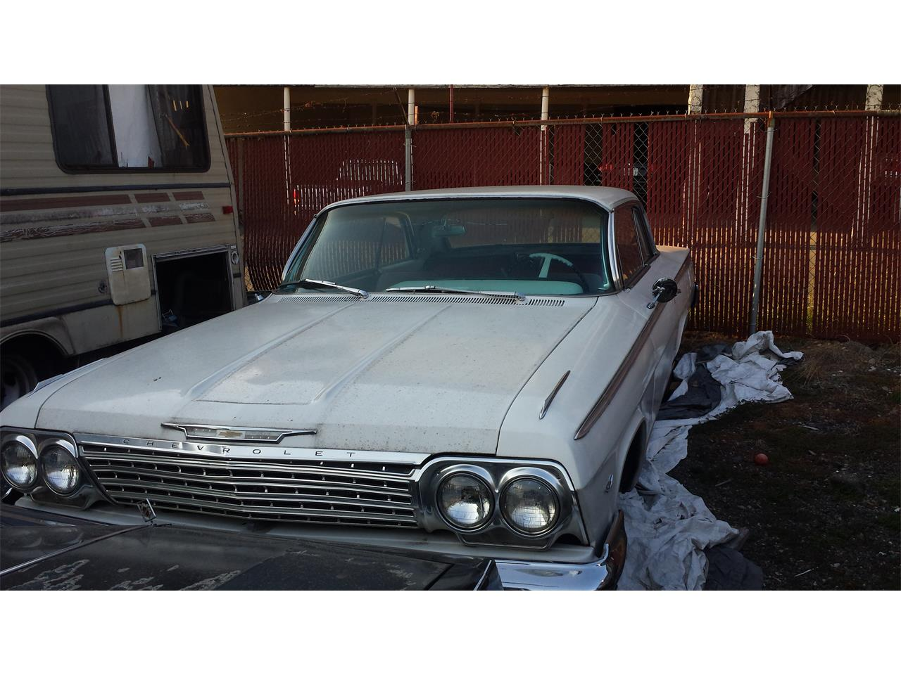 Large Picture of '62 Impala - J9C4