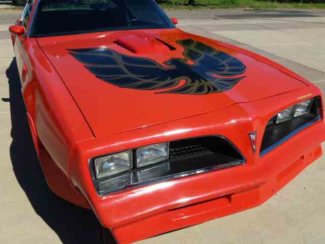 Picture of '77 Firebird Trans Am - J9CJ