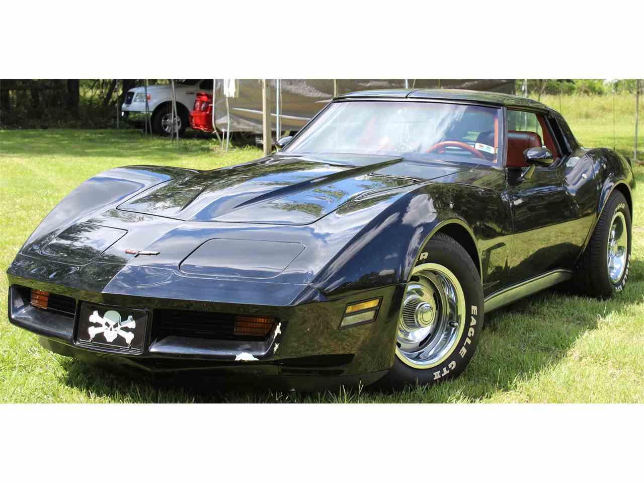 Large Picture of '81 Corvette - J9E2