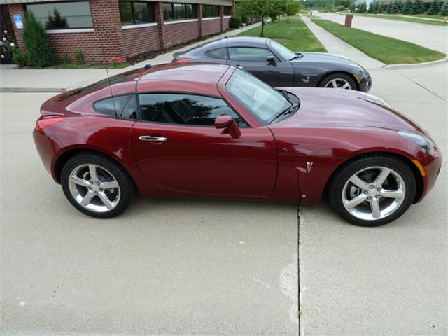 2010 Pontiac Solstice