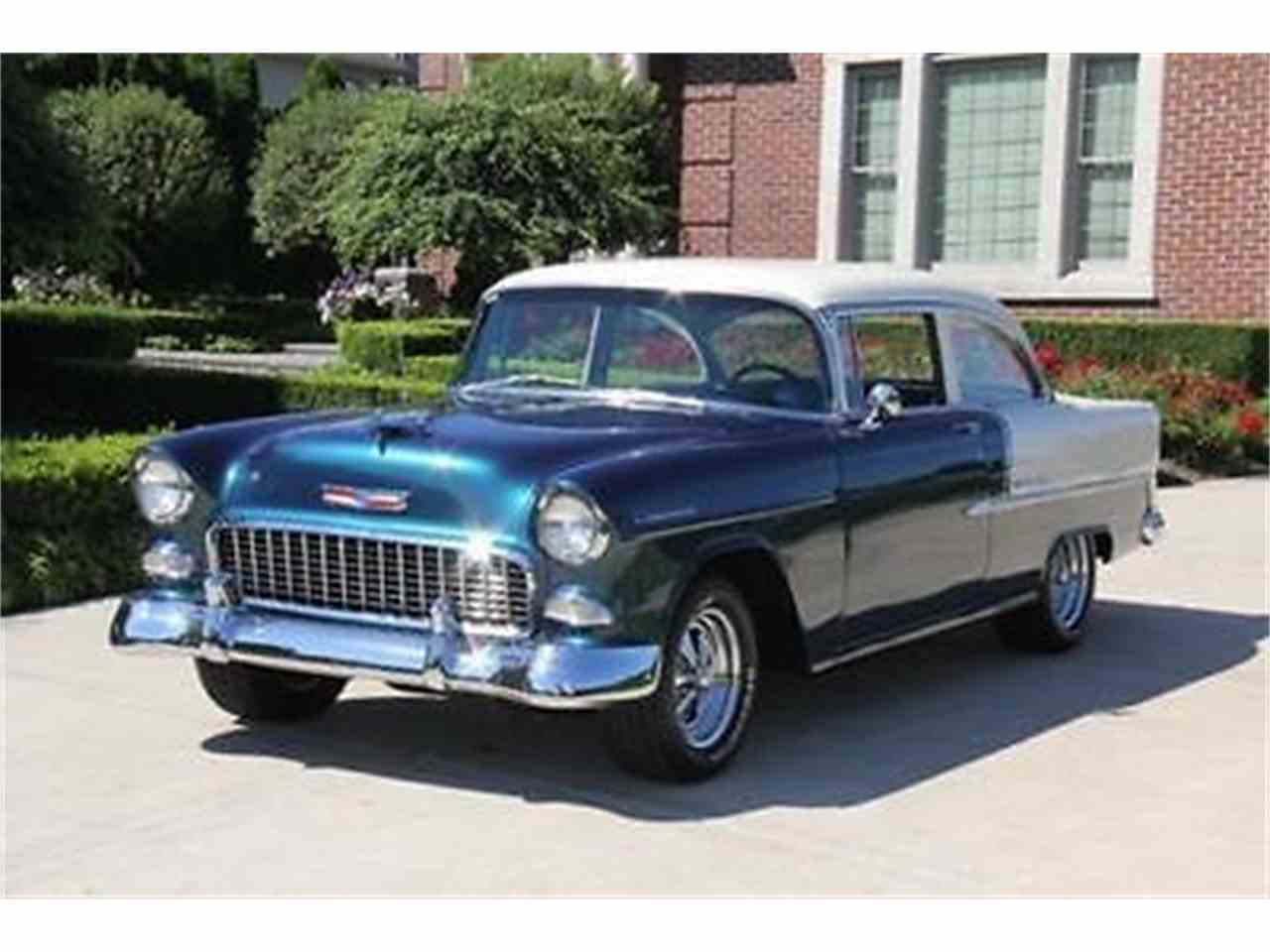 1955 Chevrolet Bel Air for Sale | ClassicCars.com | CC-898799