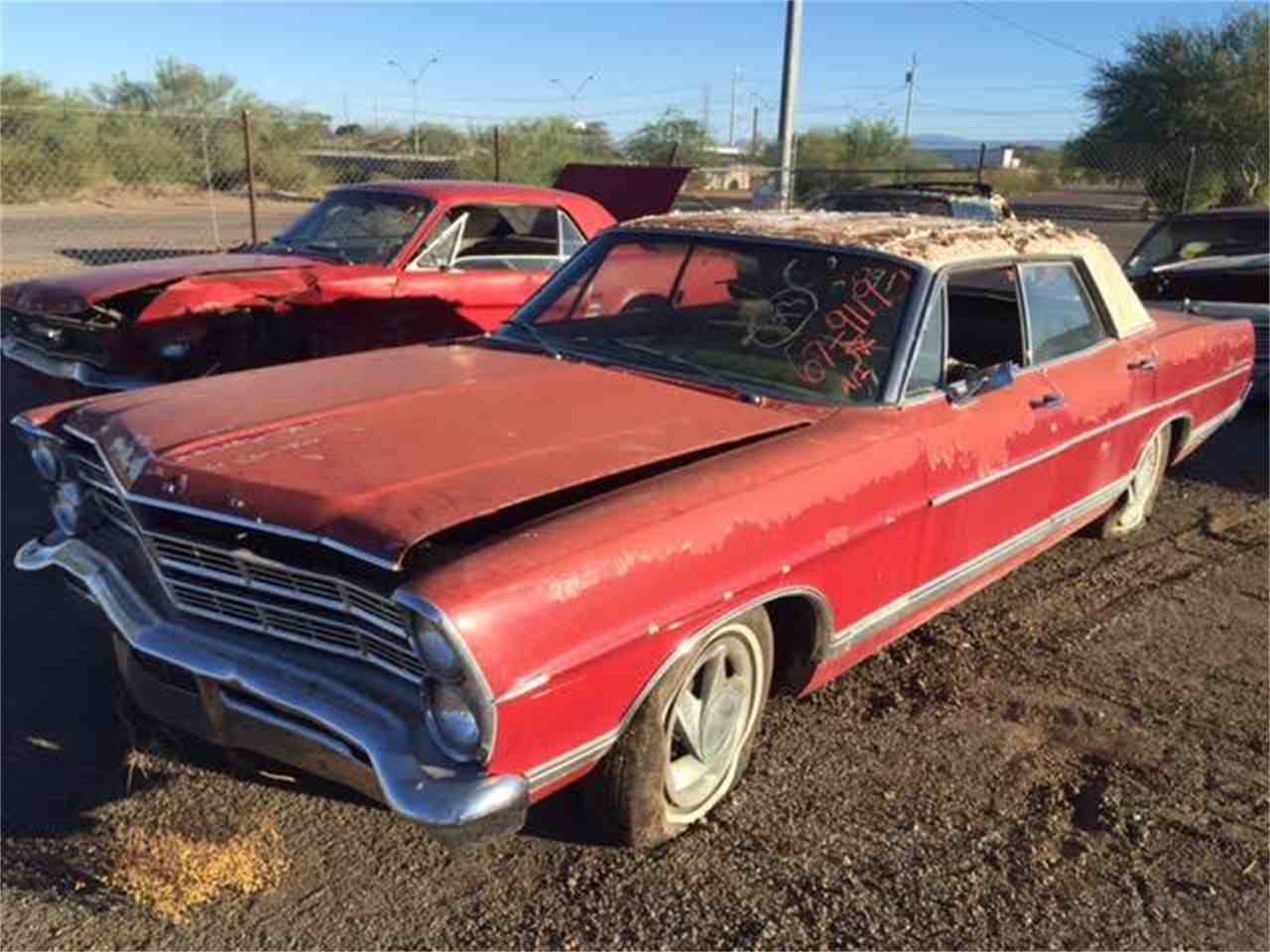Large Picture of '67 Galaxie 500 - J9J6