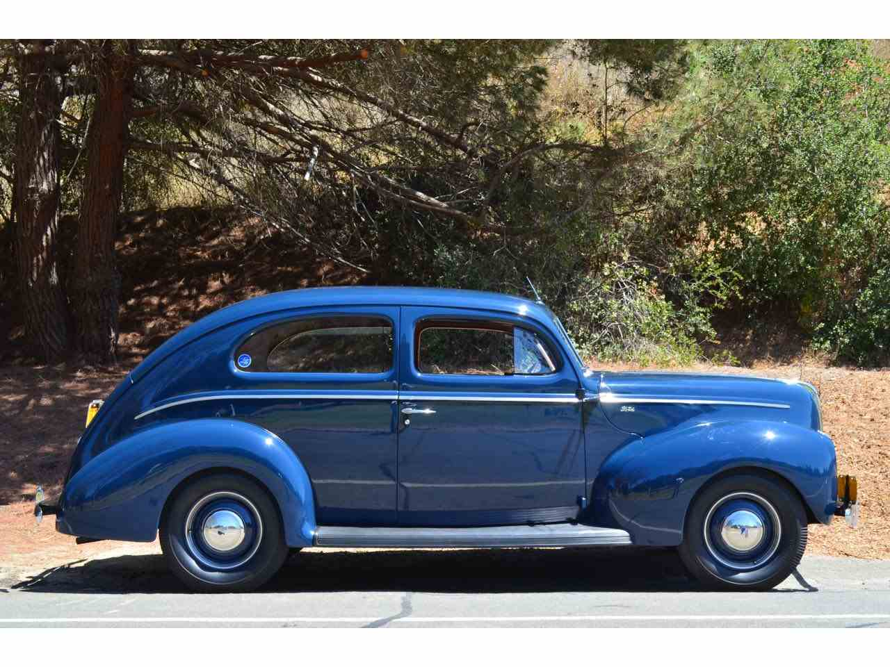 Large Picture of 1940 Tudor located in California - $27,900.00 Offered by Spoke Motors - J9J9