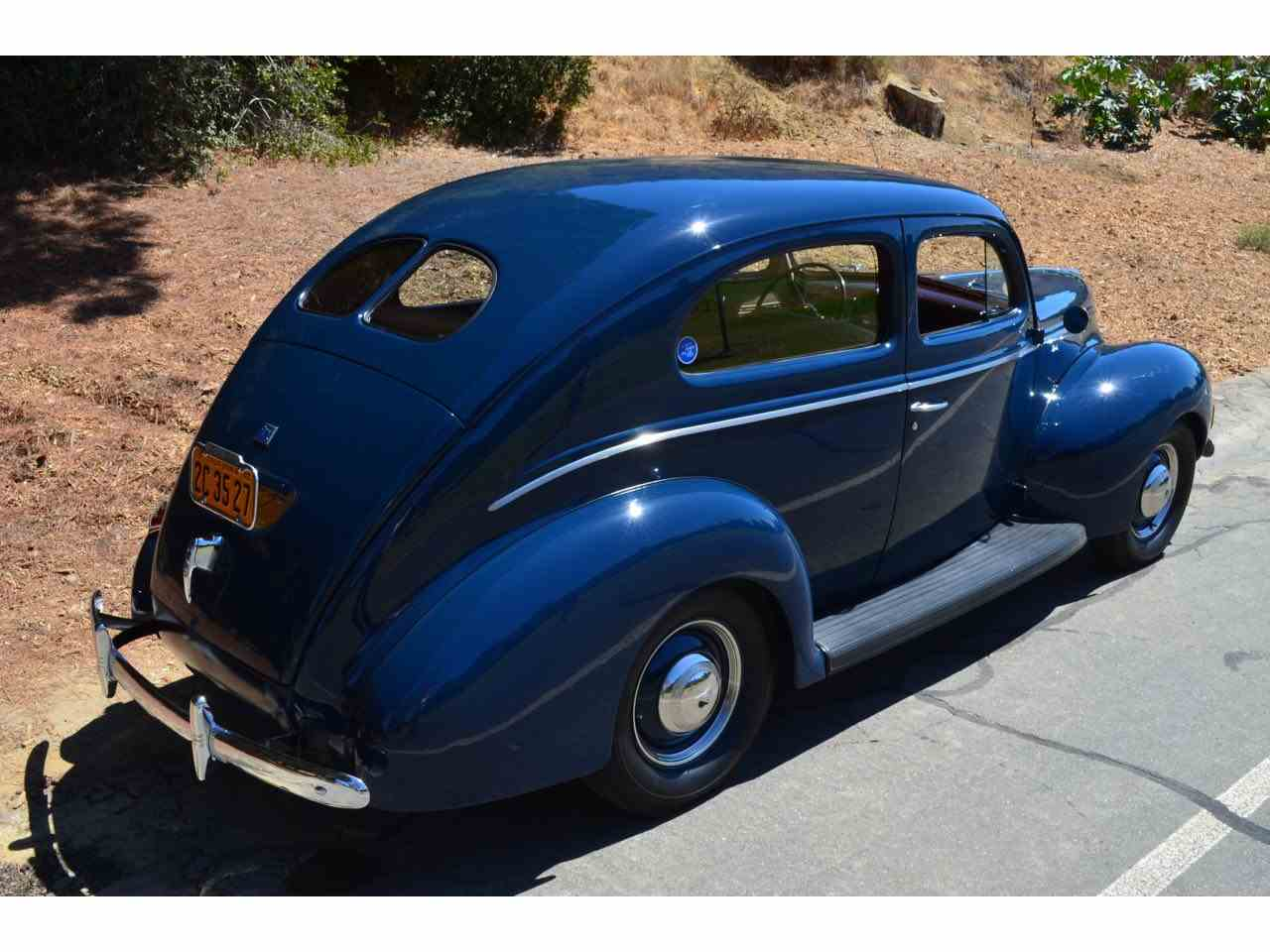Large Picture of '40 Ford Tudor located in Ventura California Offered by Spoke Motors - J9J9