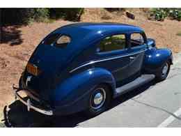 Picture of 1940 Ford Tudor Offered by Spoke Motors - J9J9
