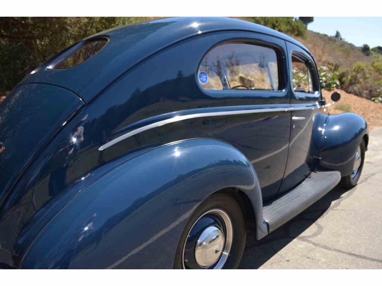 Large Picture of 1940 Ford Tudor - $27,900.00 Offered by Spoke Motors - J9J9