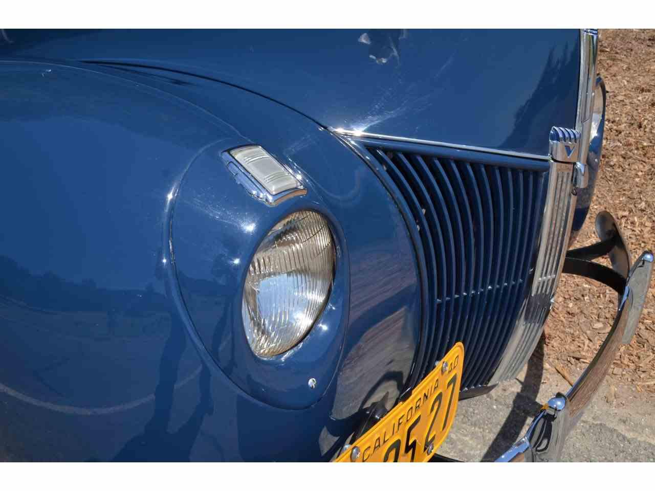 Large Picture of '40 Tudor located in California - $27,900.00 - J9J9