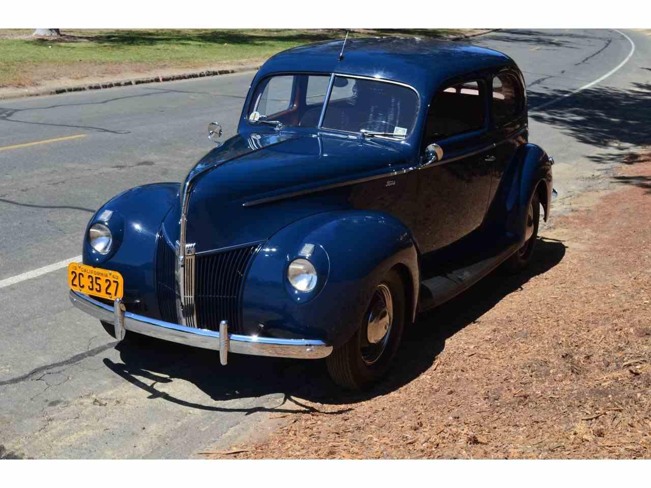 Large Picture of '40 Tudor located in Ventura California - J9J9