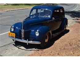 Picture of '40 Ford Tudor located in California - $27,900.00 - J9J9