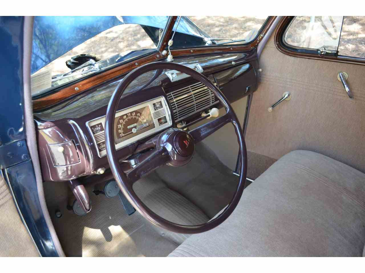 Large Picture of Classic 1940 Ford Tudor located in California Offered by Spoke Motors - J9J9