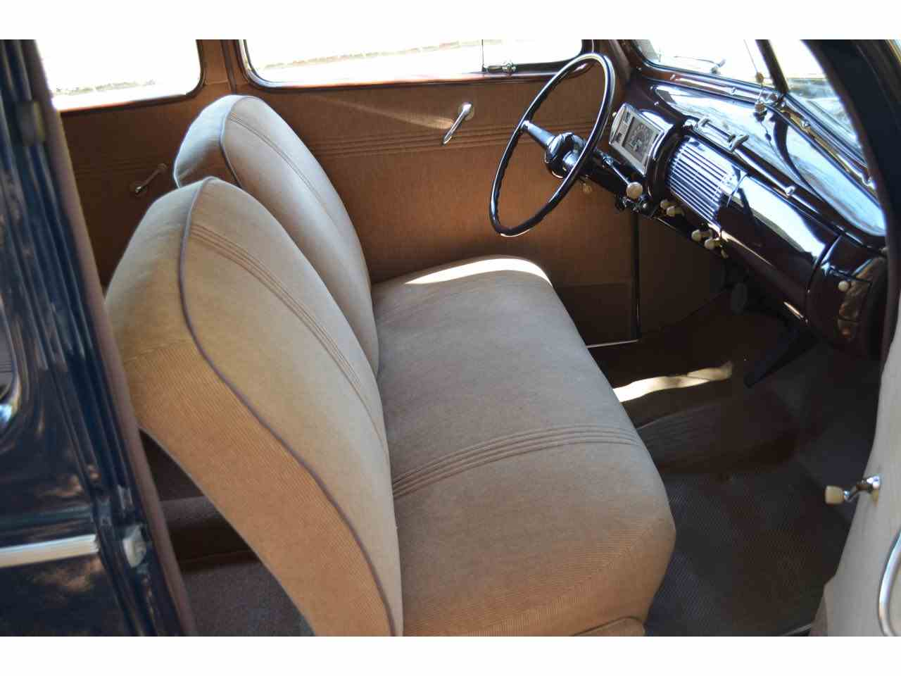 Large Picture of Classic 1940 Ford Tudor - $27,900.00 Offered by Spoke Motors - J9J9