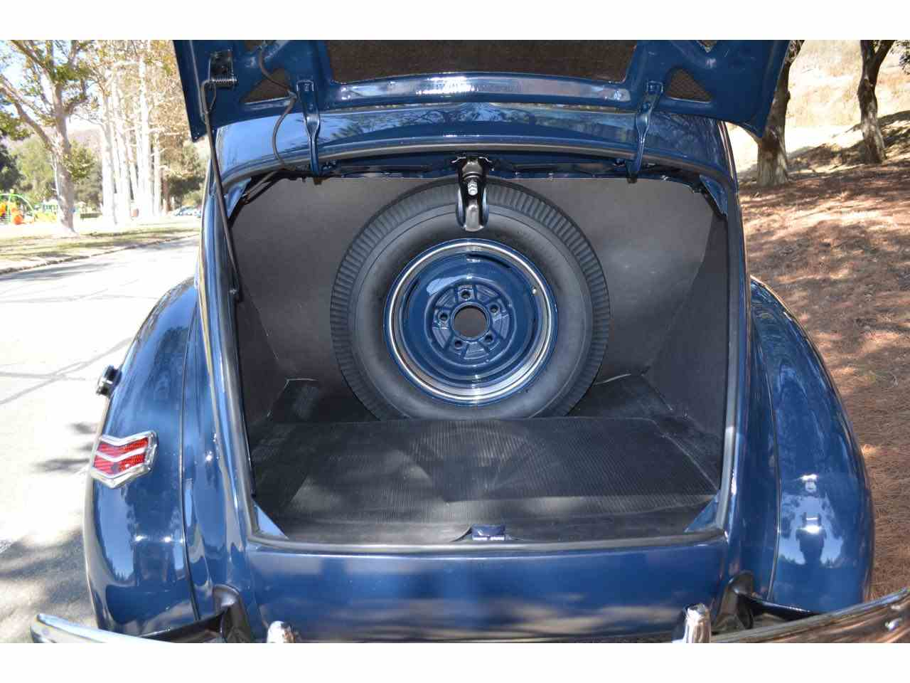 Large Picture of Classic '40 Ford Tudor located in California - J9J9