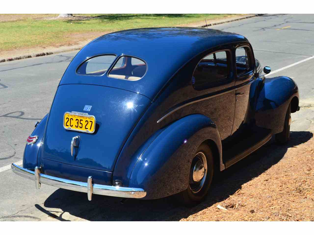 Large Picture of '40 Ford Tudor - $27,900.00 Offered by Spoke Motors - J9J9