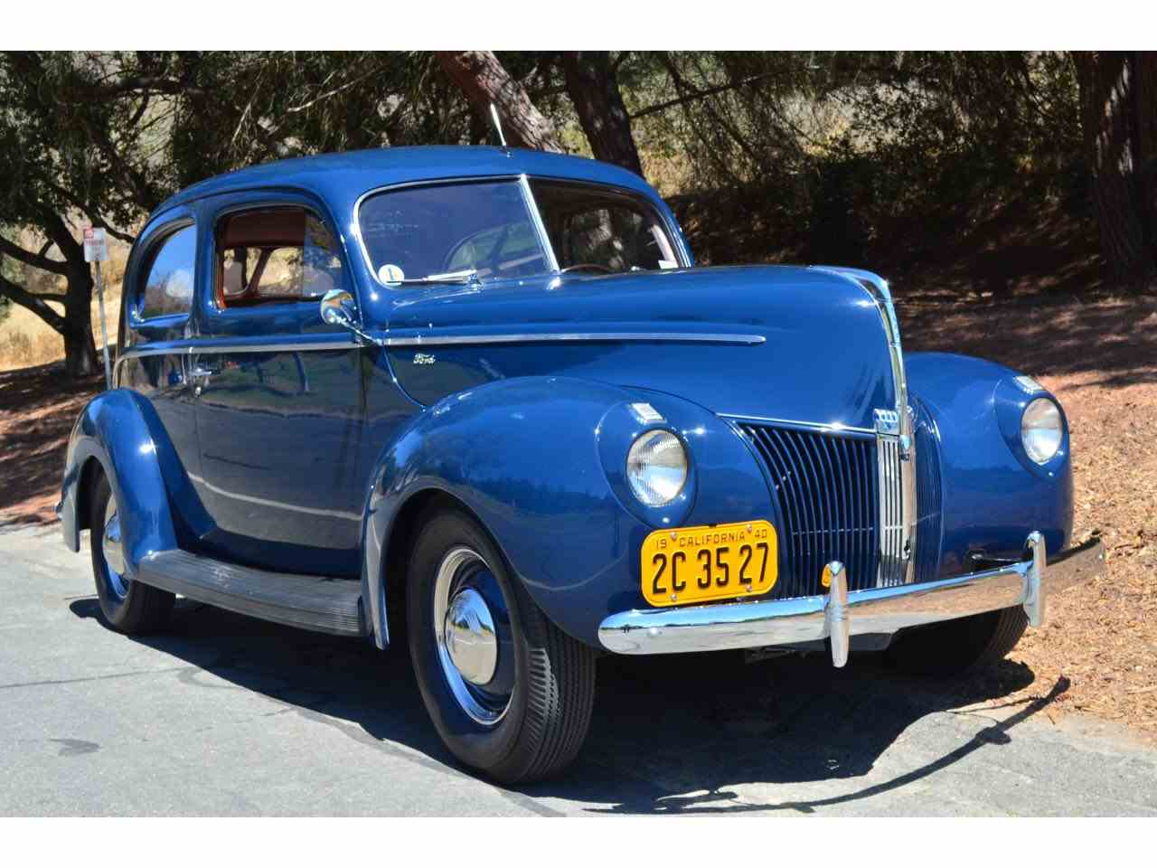 Large Picture of Classic 1940 Ford Tudor - J9J9