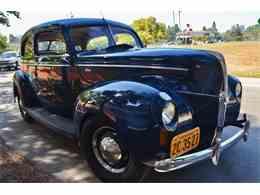 Picture of '40 Tudor located in Ventura California Offered by Spoke Motors - J9J9