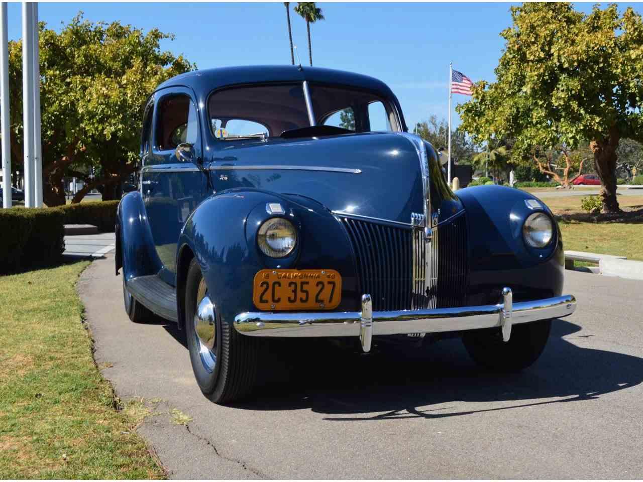 Large Picture of '40 Tudor located in Ventura California - $27,900.00 - J9J9