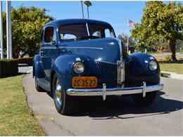 Picture of Classic 1940 Ford Tudor located in Ventura California - J9J9