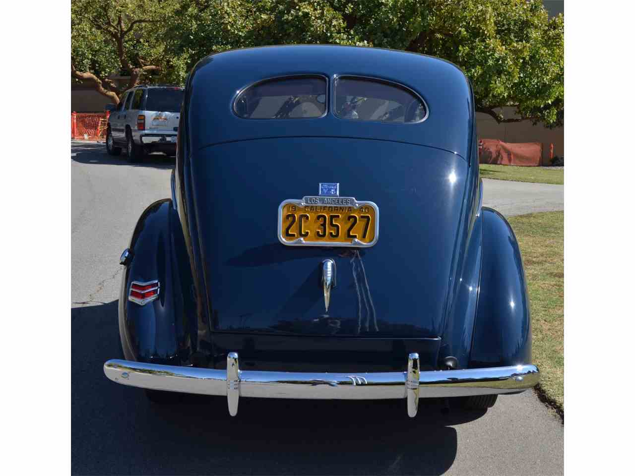 Large Picture of Classic '40 Ford Tudor located in California Offered by Spoke Motors - J9J9