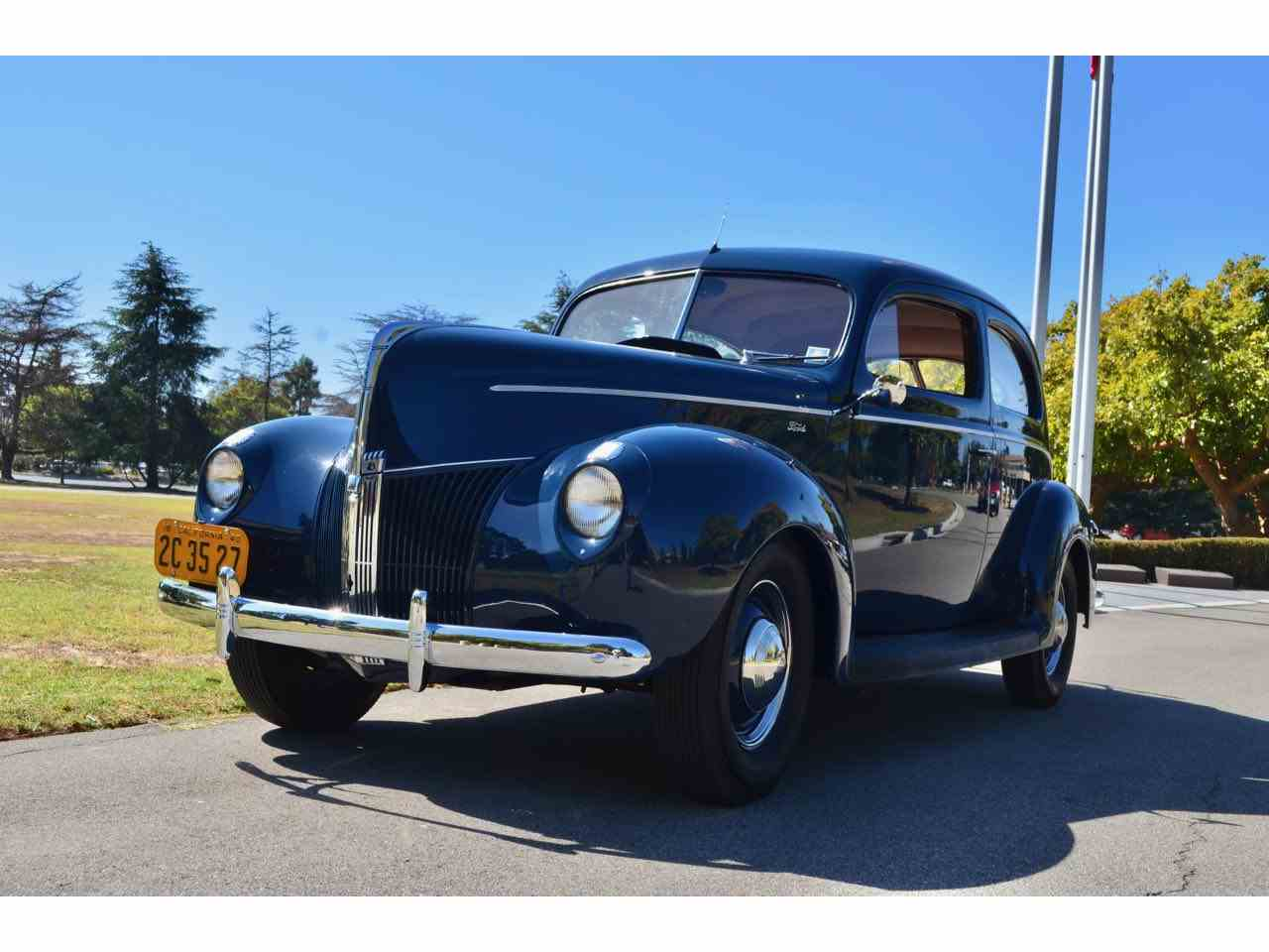 Large Picture of 1940 Tudor located in Ventura California Offered by Spoke Motors - J9J9