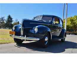 Picture of Classic 1940 Ford Tudor located in California - $27,900.00 - J9J9