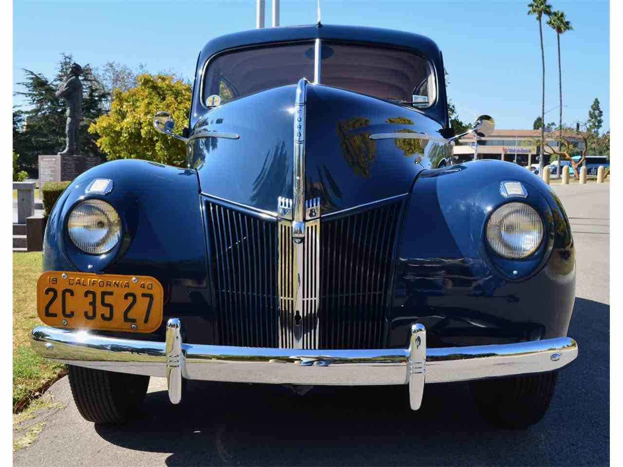 Large Picture of '40 Ford Tudor located in California Offered by Spoke Motors - J9J9