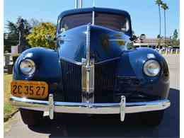 Picture of Classic '40 Ford Tudor located in California Offered by Spoke Motors - J9J9