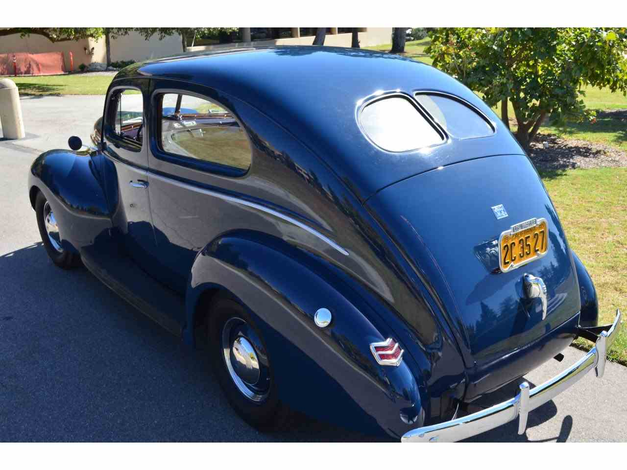 Large Picture of '40 Ford Tudor located in California - $27,900.00 Offered by Spoke Motors - J9J9
