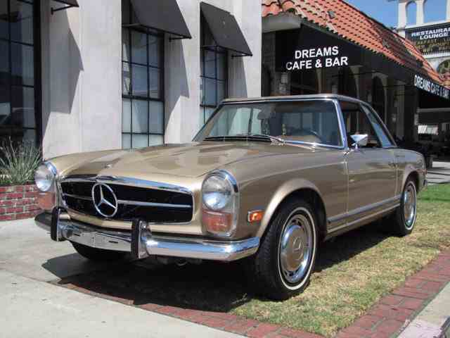 Picture of Classic '71 Mercedes-Benz 280SL Offered by JEM Motor Corp. - J9KB