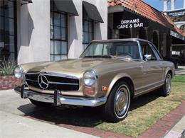 Picture of '71 Mercedes-Benz 280SL located in Hollywood California Offered by JEM Motor Corp. - J9KB
