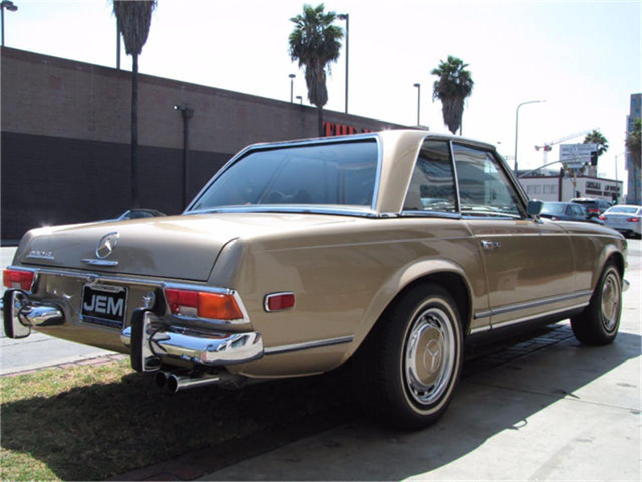 Large Picture of Classic 1971 Mercedes-Benz 280SL located in California Offered by JEM Motor Corp. - J9KB