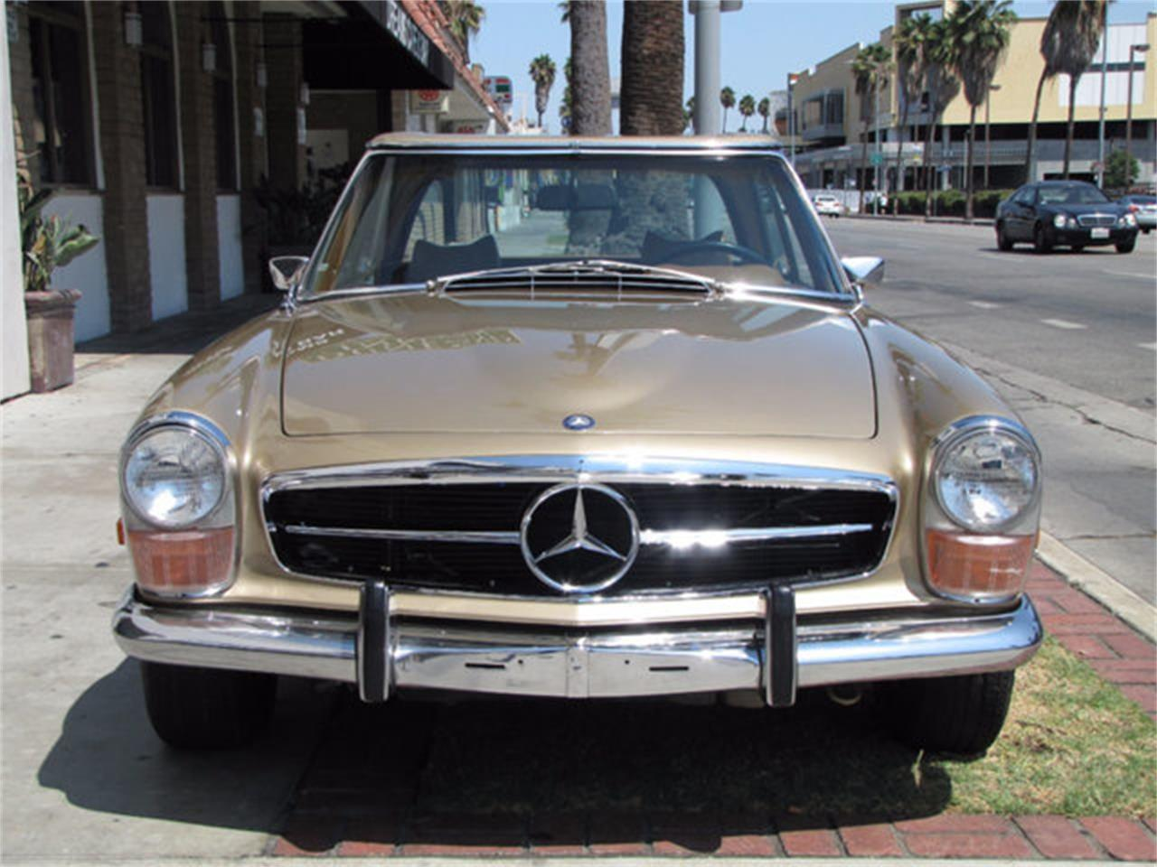 Large Picture of 1971 280SL - J9KB
