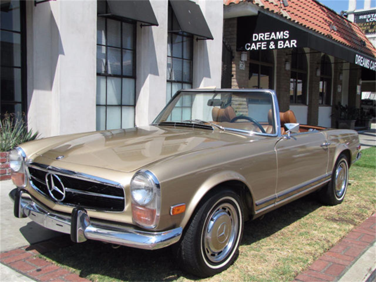 Large Picture of Classic '71 280SL located in Hollywood California Offered by JEM Motor Corp. - J9KB