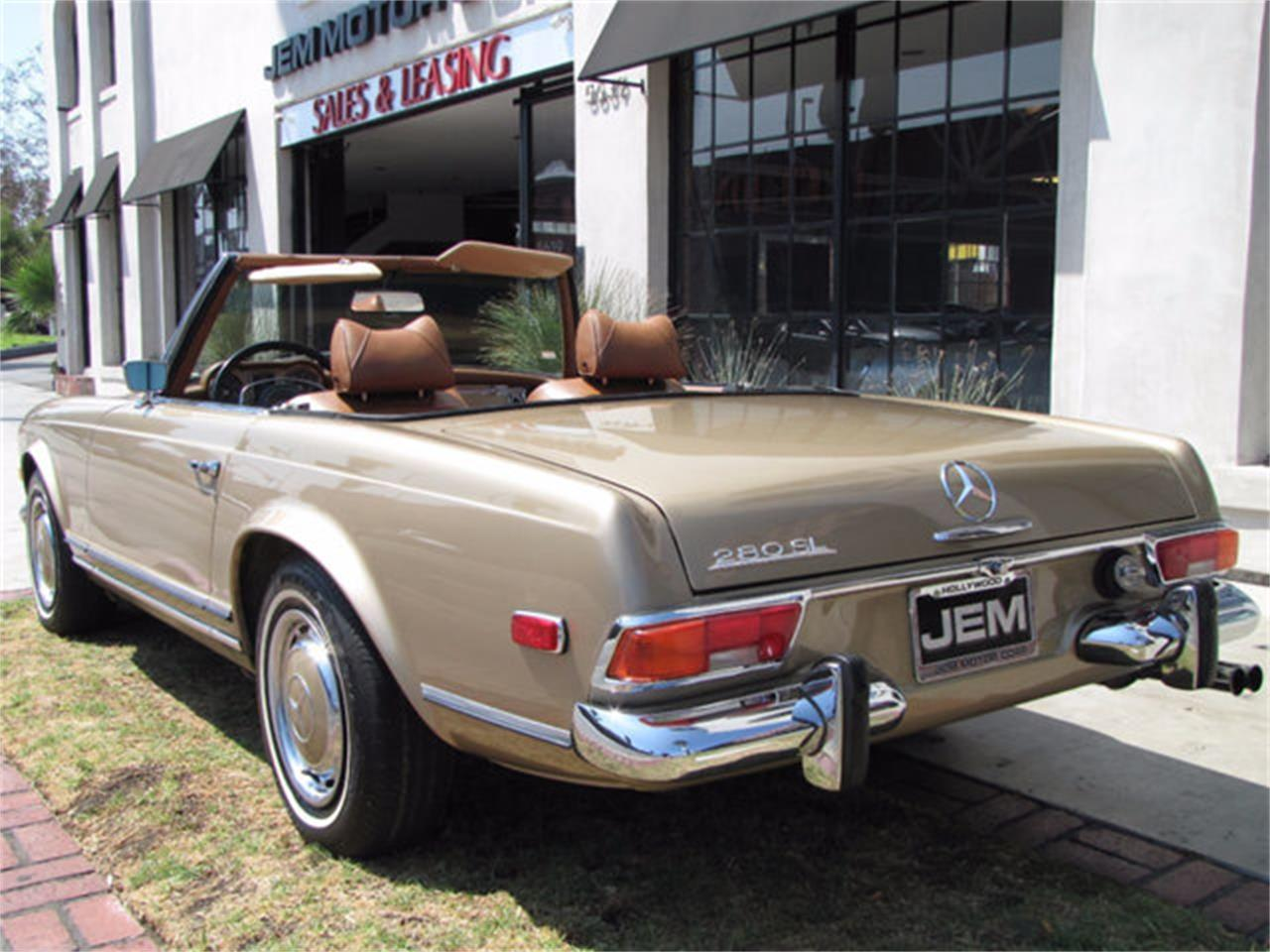 Large Picture of Classic 1971 Mercedes-Benz 280SL - J9KB